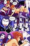 Teen Titans- Boulevard of broken dreams