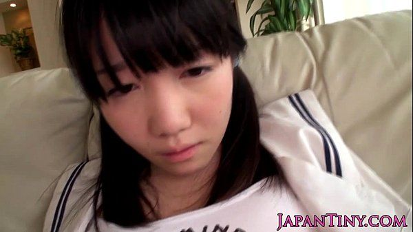Petite oriental slut jizz faced