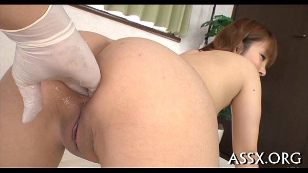 Banging and toying oriental babe\