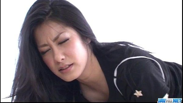 Proper masturbation solo show along nasty Kyoka Ishiguro