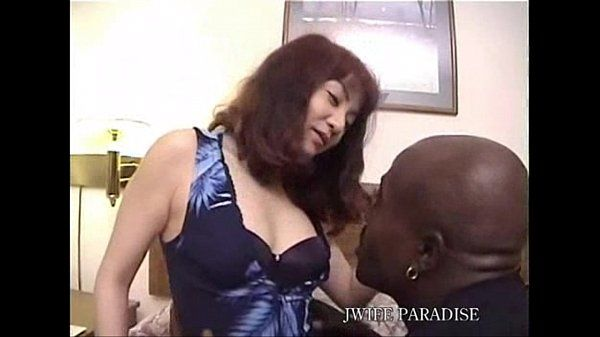 japanese wife get fucked by black guy