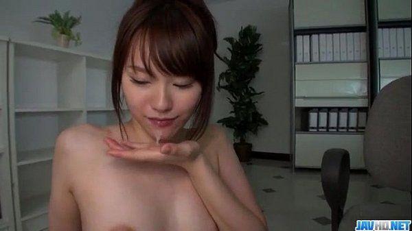 Yui Uehara fucked in serious threesome scenes
