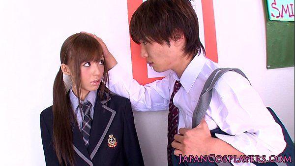 Cosplay Misaki Ayuzawa sucks dick HD
