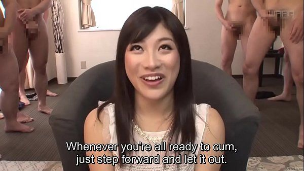 Subtitled CFNM Japanese gokkun party with Miki Sunohara HD
