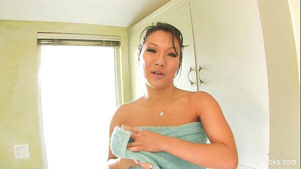 Asa Akira Showers For You HD