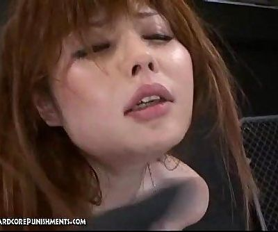 Japanese Bondage Sex - Extreme BDSM Punishment of Ayumi - 5 min