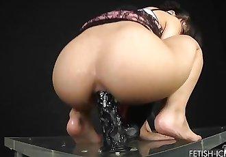 Japanese Anal Masturbation #5