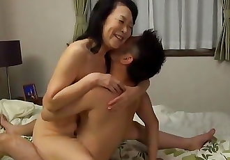 77 year-old Granny