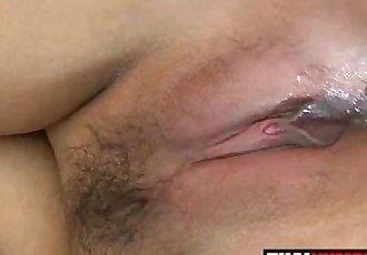 King Slides Her Thai Mouth Down A White Dick - 5 min