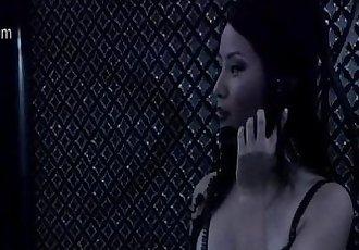 Celeb Lucy Liu as sexy as it gets - 7 min