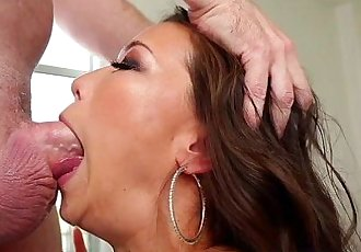 Hot asian gets pov gagged - 5 min