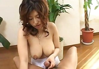 Busty Naho loves big cocks - 8 min