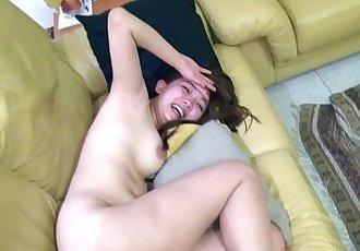 Funny hot, cute asian sex video blooper - 56 sec