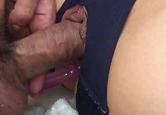 Captivating Japanese chick moans while being dicked hard - 8 min