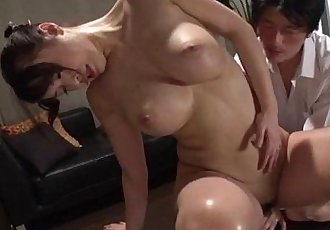 Kaede Niiyama aazing solo porn play before a good fuck - 12 min
