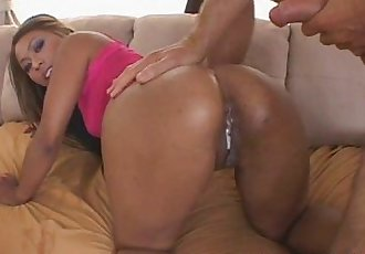 Tanned Asian whore gives her most prescious holes away - 8 min