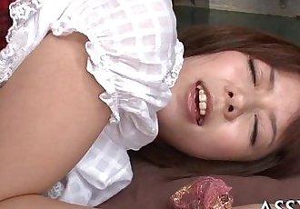 Exquisite japanese rimming - 5 min