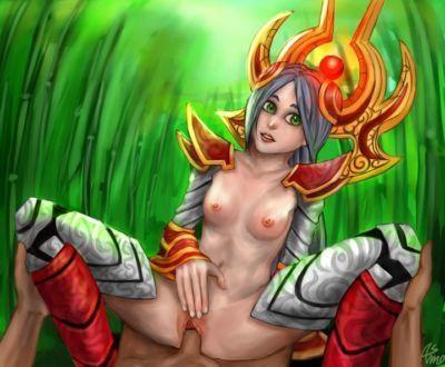 League of Legends-Irelia - part 2