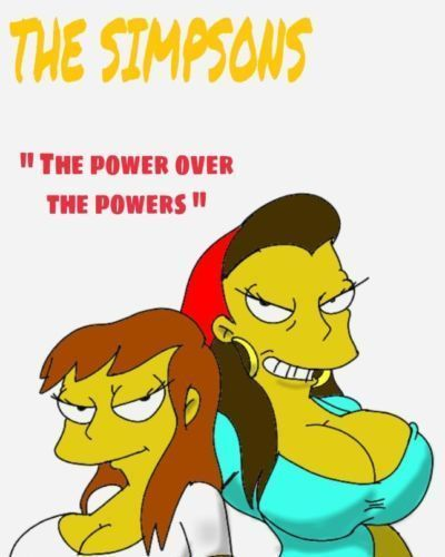 the simpsons the power over the Powers