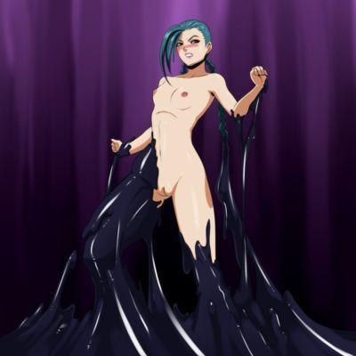 Latex manga porno