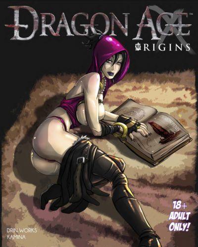 Dragon Age X Origins