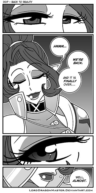 Demon Candy Parallel - part 30