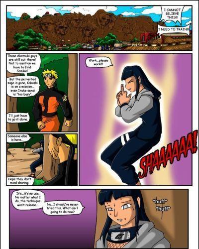 Naruto- Jaraiyas Family Jutsu