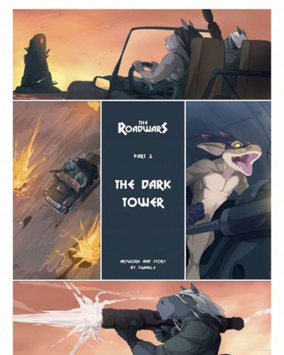 The Roadwars part 2: The DarkTower