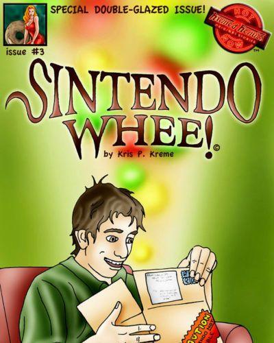 Kremed Komics #3: Sintendo Whee!