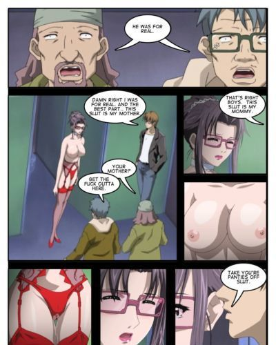 Submissive Mother - Chapter 6 - part 2