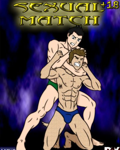 Sexual Match - Comic 1 English