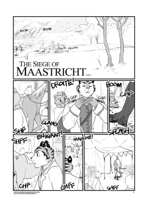 The Siege Of Maastricht 3