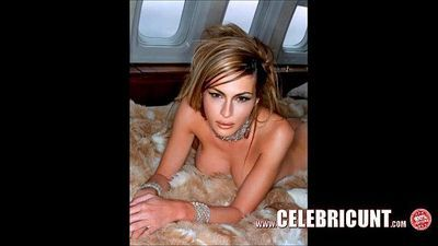 Donald Trumps Wife Nude Melania Trump - 2 min