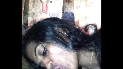 Desi wife sucking my cock - 7 min