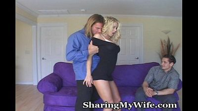 A Real Man Pleases This Incredible Wife - 5 min