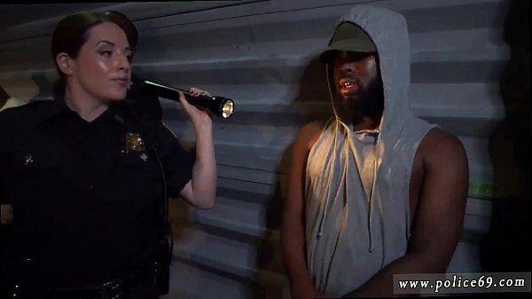 Lisa ann police uniform and monique fuentes bbc xxx Raw video grasps