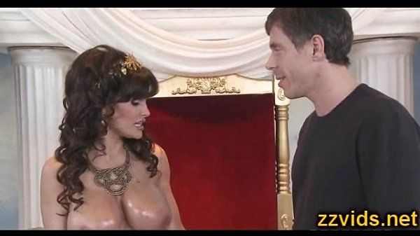 Beautiful booty milf Lisa Ann gets fucked hard