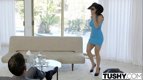 TUSHY Kendra Lust First Anal!HD