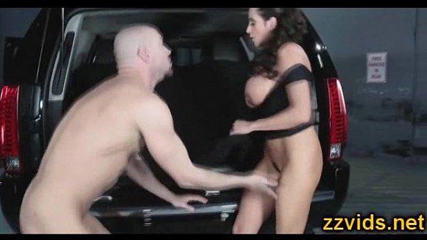 Ariella Ferrera fucked by taxi driver