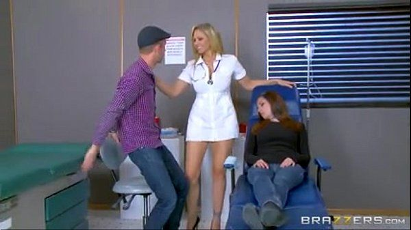 julia ann is one hot nurse