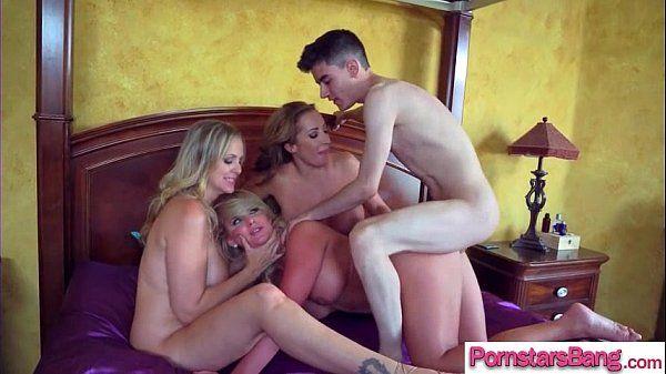 (Julia Ann & Phoenix Marie & Richelle Ryan) Pornstar Busy Riding Hardc A Monster Dick Stud c