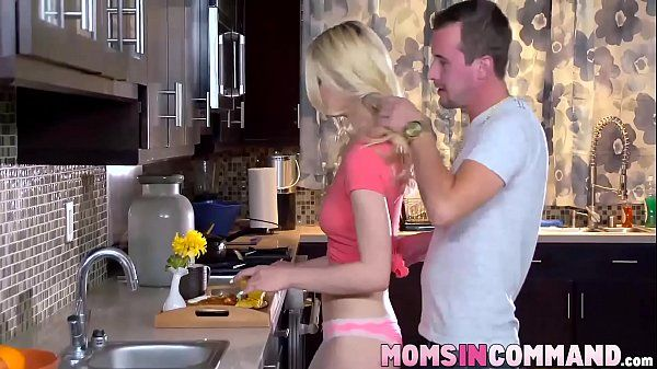 Devon gets to enjoy a threesome with Alli on mothers day