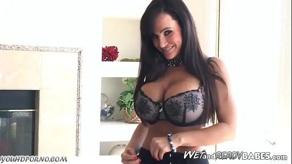 MILF Lisa Ann masturbate and hardcore fuck with big cock666slut.xyz