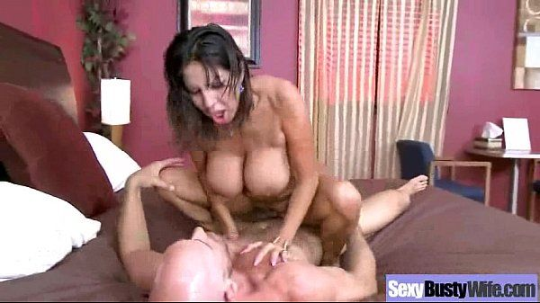 (tara holiday) Mature Big Tits Lady LOve Sex movie-29