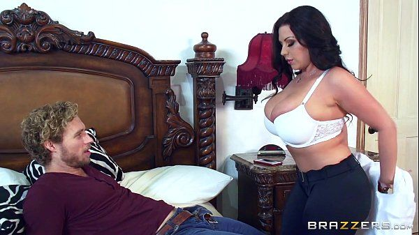 BrazzersMilf Sheridan Love sucks cockHD