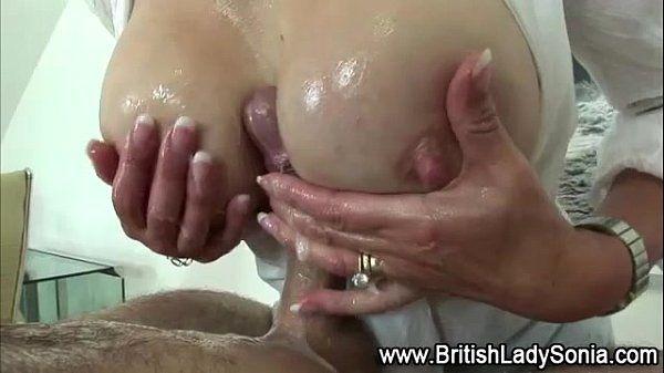 Mature femdom russian cumshot