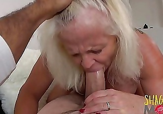 Naughty Mature Whore Cums On A Huge Cock And Loves It 12 min HD+