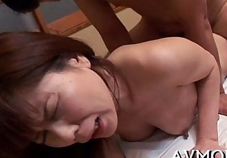 Oriental milf cant live without sucking balls - 5 min