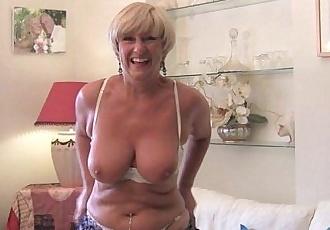 Best of British grannies part 4HD