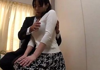 Milf Getting Her Tits Rubbed Nipples Sucked Giving Blowjob Fucked By Man On The - 9 min